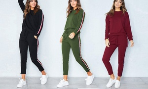 Ensemble sweat + pantalon trendy
