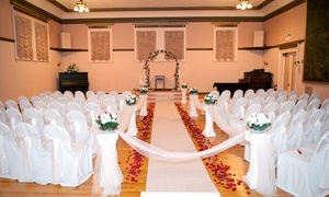 Mohegan Manor: $3,800 for an All-Inclusive Wedding Package at Mohegan Manor ($7,200 Value)