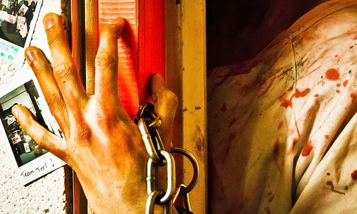 Trapped in a Room with a Zombie - Big Thrill Factory: $16 for Room-Escape Game Admission for One at Trapped in a Room with a Zombie ($28 Value)
