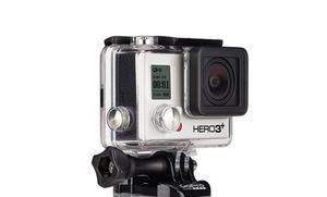 Gopro Hero 3+ Black Edition Action Camcorder