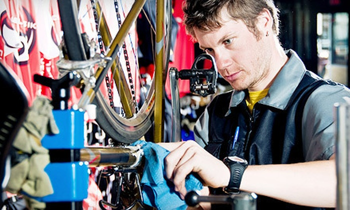Broadway Bicycle Co. - North Albany - Shaker Park: $27 for a Full Bike Tune-Up at Broadway Bicycle Co. ($55 Value)