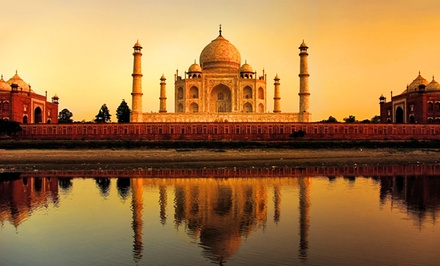 ✈ 9-Day Tour of India with Airfare, Guided Tours, and 4.5-Star Accommodations. Price/Person Based on Double Occupancy.