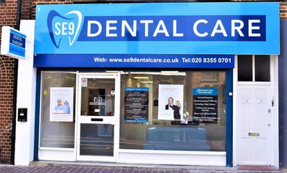 Dental Check-Up with Scaling and Polishing at SE9 Dental Care, Eltham (68% Off)