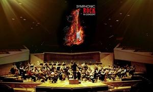 """Kulturgipfel: 2 Tickets für """"Symphonic Rock in Concert"""" am 20.11.2016 im Tempodrom Berlin (bis zu 39% sparen)"""