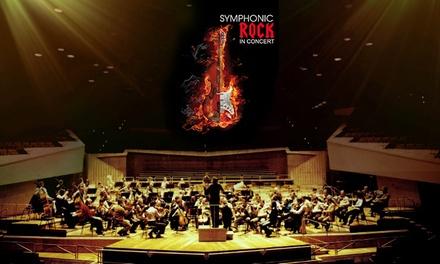 """2 Tickets für """"Symphonic Rock in Concert"""" am 20.11.2016 im Tempodrom Berlin (bis zu 39% sparen)"""
