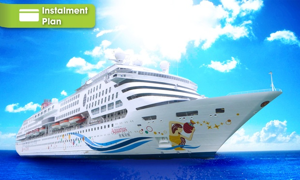 Up To 3d2n Full Board Cruise For 2 People Off The Coast Of