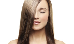 Two Haircuts With Shampoo And Style From Cherail Kutz (60% Off)