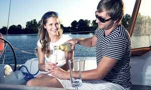 Escape Yachting: Six-Hour Yacht Sailing with Lunch or Dinner for Up to Ten with Escape Yachting (Up to 36% Off)