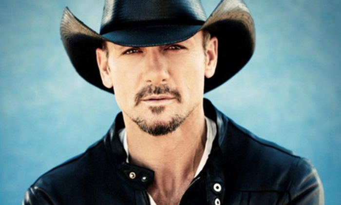 Delta Country Jam Featuring Tim McGraw, Brantley Gilbert, and More - Tunica Resorts: Delta Country Jam Featuring Tim McGraw and Brantley Gilbert at River Bend Park on October 4 and 5 (Up to 56% Off)