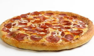 Sarpino's Pizza: $15 for $20 Worth of Pizza and Sandwiches for Delivery or Pickup at Sarpino's Pizza