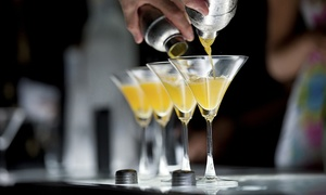 Famous Bartending School: Mixology Class for One or Two at Famous Bartending School (Up to 72% Off)
