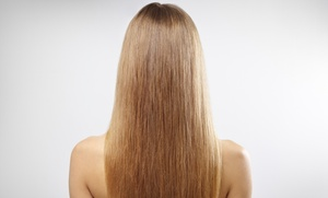 Mauro Tollis Salon: Express- or Brazilian-Keratin Packages at Mauro Tollis Salon  (Up to 60% Off)