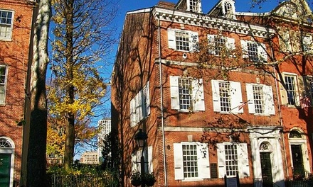Admission for Two or Family to Historic Powel House or Physick House (Up to 35% Off)