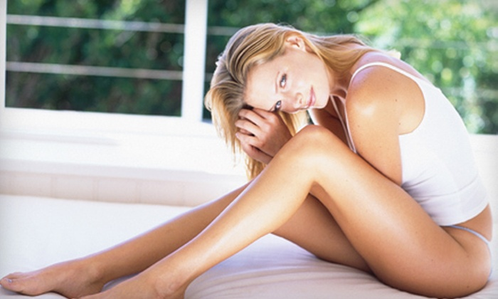Louisville Laser - Hurstbourne Acres: Six Laser Hair-Removal Treatments for a Small, Medium, or Large Area at Louisville Laser (Up to 86% Off)