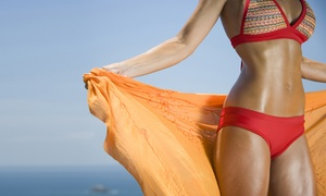 Flawless Tanning Spa: One or Three  Sudatonic Infrared Body Wraps at Flawless Tanning Spa (Up to 71% Off)