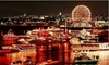 Pride of Vancouver Charters Ltd - Vancouver: $39 for a Carol Ships Dinner Cruise from Pride of Vancouver Charters ($79.95 Value)