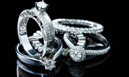 American-Made Fine Jewelry at Kirsikka Jewelry (50% Off). Two Options Available.