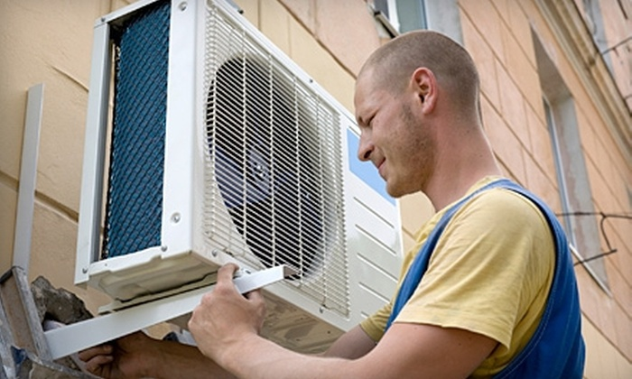Brasch Heating and Cooling - Omaha: $29 for an Air-Conditioner Cleaning and Tune-Up from Brasch Heating and Cooling ($80 Value)