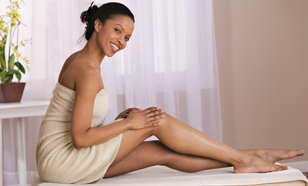Six Laser Hair-Removal Treatments for Small, Medium, or Large Area at Aphrodite Medicare Clinic (Up to 81% Off)