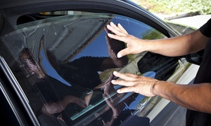 Cal Tint: Rear-Window Tinting on a Car or SUV at Cal Tint (50% Off)