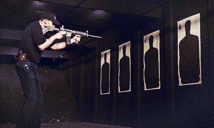 Sealed Mindset Firearms Studio - Robbinsdale - Crystal - New Hope: $149 for a Two-Hour Simulated Navy SEAL Mission at Sealed Mindset Firearms Studio in New Hope ($325 Value)