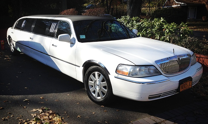 Four Star Limousines - Melville: $83 for $150 Worth of Limousine Services — Four Star Limousines