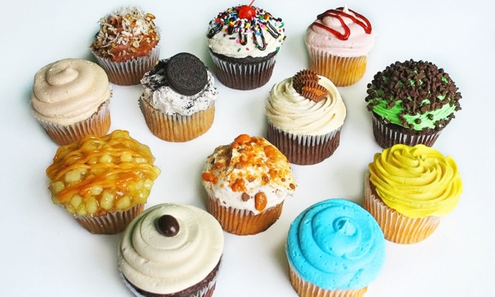 Sugar Rush Treat Boutique - Sugar Rush Treat Boutique: One Dozen Cupcakes, or $12 for $20 Worth of Cupcakes, Popcorn, and Treats at Sugar Rush Treat Boutique
