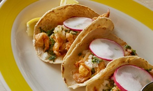 Citrico: Mexican Food at Citrico (45% Off).