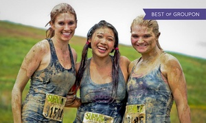 Active Life Events: $35 for Survivor Mud Run Portland Registration on Saturday, May 7 (Up to $87.09 Value)
