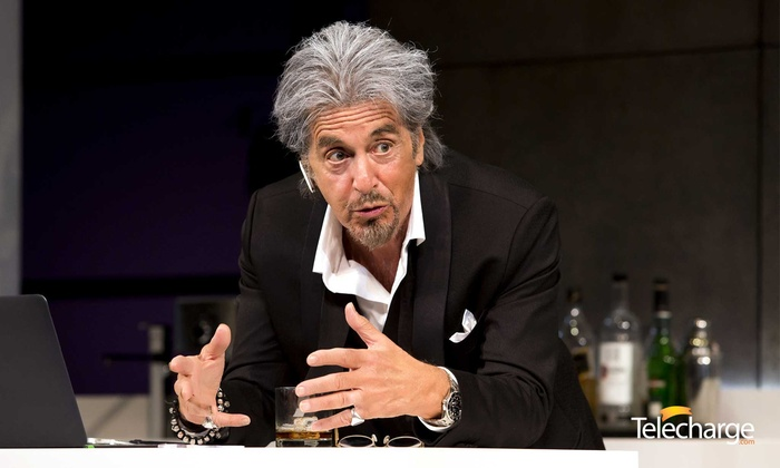 """China Doll"" starring Al Pacino - Gerald Schoenfeld Theatre: ""China Doll"" Starring Al Pacino on Broadway (Through January 31)"