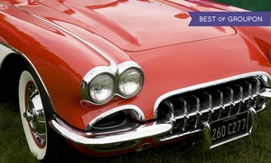 Miracle Touch Auto Finish Restoration: $99 for Car Scratch-and-Blemish Removal at Miracle Touch Auto Finish Restoration ($250 Value)