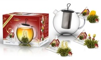Choice of Three Abloom Jumbo Flowering Tea Gift Set £15.99 - £24.99 (Up to 61% Off)