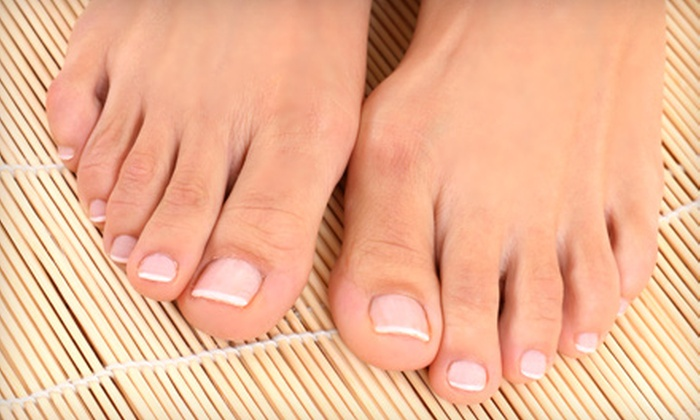 Laser Nail Therapy Clinic - Windsor Road: Nail-Fungus Treatment for One or Both Feet at Laser Nail Therapy Clinic (Up to 70% Off)