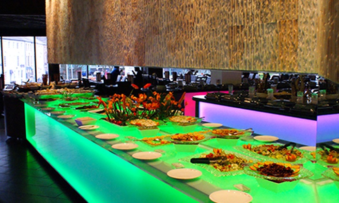 Peachy Keens - Swansea: All-You-Can-Eat Buffet For Two (£13), Four (£23) or Six (£39) at Peachy Keens (Up to 56% Off)