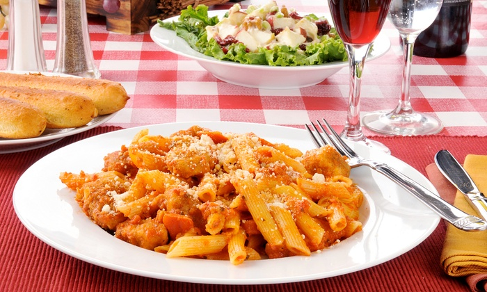 Roma Pasta & Pizza - Fossil: Subs and Italian Food at Roma Pasta & Pizza (Up to 53% Off). Four Options Available.