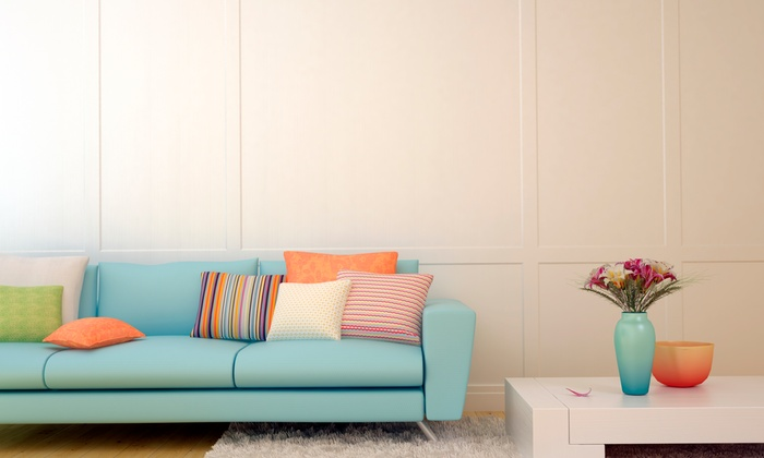 Best Choice Services - Dallas: Two Rooms of Steam Carpet Cleaning from Best Choice Services (56% Off)