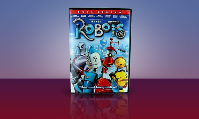 Robots Full-Screen Edition DVD: $1.99for a Robots Full-Screen Edition DVD ($14.08 List Price). Free Returns.
