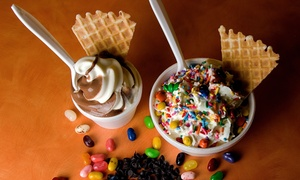 YoDaddio Frozen Yogurt: $12 for 2 Groupons, Each Good for $10 Worth of Frozen Yogurt at YoDaddio Frozen Yogurt ($20 Total Value)