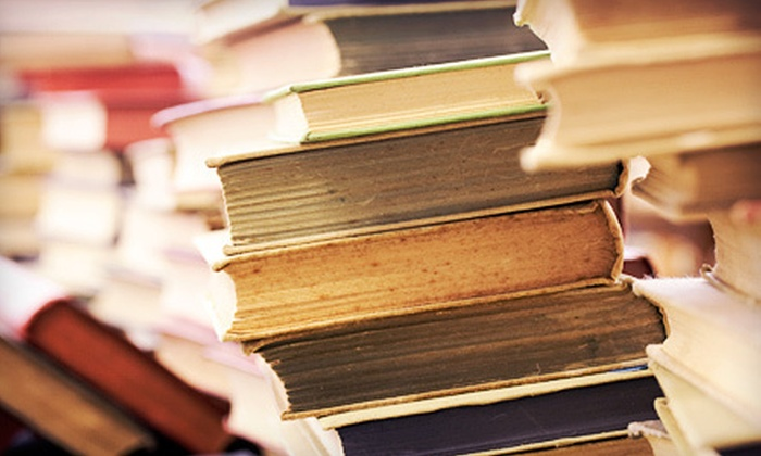 The Book Trader - Lansing: $7 for $14 Worth of Used Paperback Fiction at The Book Trader