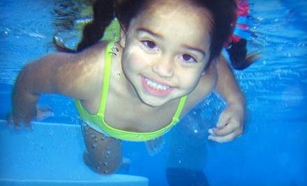 1 Week of Private Intro-Level Swim Lessons for Ages 2 and Up, Mon.-Fri. (a $112 value) - Aquachild Swim School in North Miami Beach