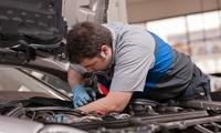 54-Point Service Including Oil Change and Optional Diagnostic Check at CS Autos (Up to 69% Off)