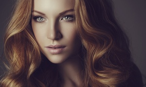 Queen Hair Academy: Wash, Cut, Blow-Dry and Colour at Queen Hair Academy (Up to 53% Off)