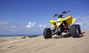 Sahara Amusment: 30-Minute Quad Biking Experience from Sahara Amusement (Up to 61% Off)
