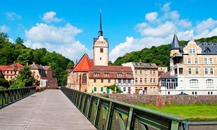 Gera/Thüringen: 3 oder 4 Tage für Zwei im Business-DZ inkl. Frühstück und Romantik-Paket im Apart Hotel Gera