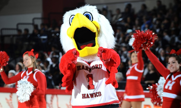 Hartford Hawks Men's and Women's Basketball - West Hartford: University of Hartford Women's Basketball Game or Men's Game with Snacks at Chase Family Arena (Up to Half Off)