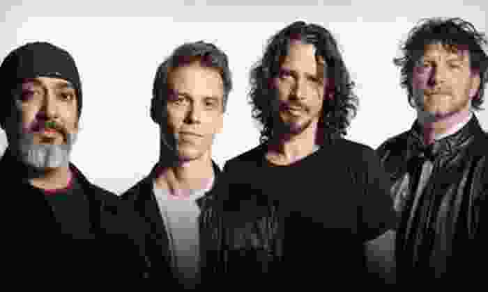 MMR*B*Q 2013 featuring Soundgarden, Alice in Chains, and Cheap Trick - Susquehanna Bank Center: MMR*B*Q 2013 Featuring Soundgarden, Alice in Chains, and Cheap Trick on Saturday, May 18, at 3 p.m. (Up to $62.50 Value)