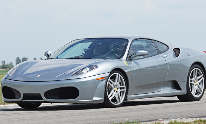 Toronto MotorSports Park - Cayuga: One-, Two-, or Three-Lap Exotic Dream Car Experience at Toronto MotorSports Park (Up to 60% Off)