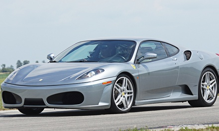 One-, Two-, or Three-Lap Exotic Dream Car Experience at Toronto MotorSports Park (Up to 60% Off)