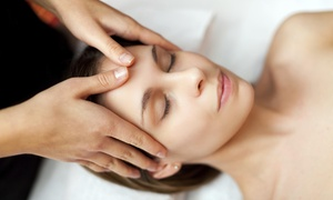 Angels' Fun: A 75-Minute Facial and Massage at Angels Fun (50% Off)