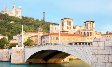 Lyon : 1 à 3 nuits avec cocktail de bienvenue, petits déjeuners et dîner en option à l'Holiday Inn Lyon Vaise pour 2